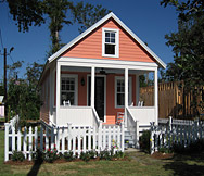 Lowe's Katrina Cottage Kit 544