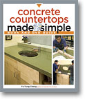 Concrete Countertops Made Simple